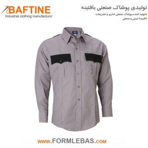 پیراهن فرم نگهبانی PNF07