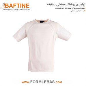 تی شرت پلی استر پنبه ای TPP08