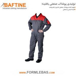 لباس کار یکسره LBE10
