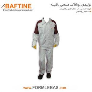 لباس کار یکسره LBE03