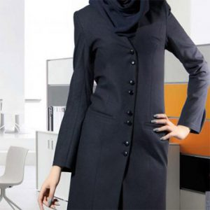 لباس کار آژانس هواپیمایی لباس فرم بافتینه