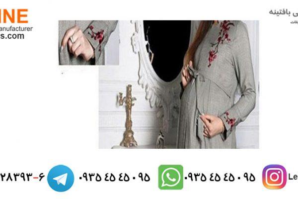 لباس کار اداری بارداری لباس فرم بافتینه