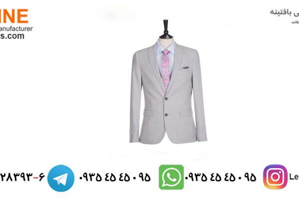 لباس اداری مردانه لباس فرم بافتینه